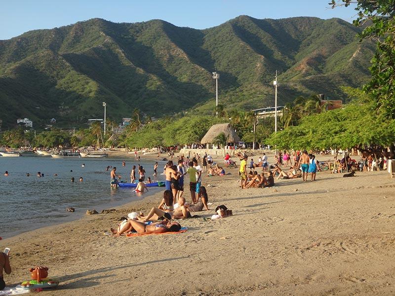 taganga playa