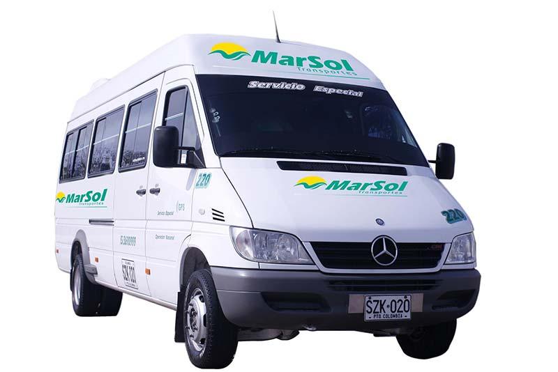 Nuestros buses