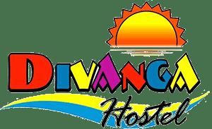 logo divanga hostel in taganga
